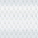 White box and grid pattern Royalty Free Stock Photography