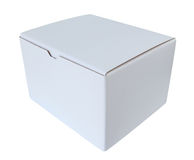 White box Stock Images