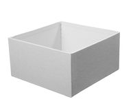 White box package Royalty Free Stock Photo