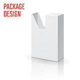 White Box 57-04 Stock Photo
