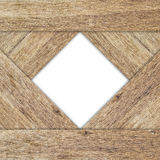 White box on wood background. White box on wood texture background Royalty Free Stock Image