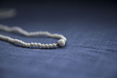 White Bracelet Stock Photography
