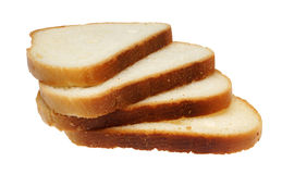 White bread Royalty Free Stock Photo