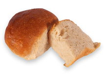 White Bread. The image of the White Bread Stock Photography