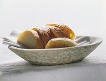White Bread Royalty Free Stock Photos