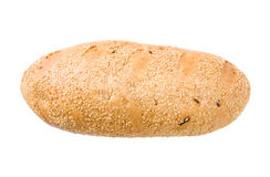 White bread with corn Stock Image