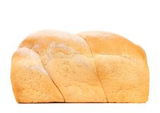 Free White Bread Loaf Royalty Free Stock Photography - 34059037