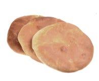 White bread loafs Stock Photo