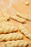 White bread rolls Royalty Free Stock Photo