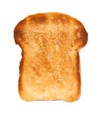 White bread toast Royalty Free Stock Images