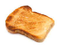 White bread toast Royalty Free Stock Image