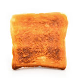 White bread toast Royalty Free Stock Photography
