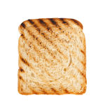 White bread toast Stock Photo
