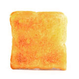 White bread toast with yam Royalty Free Stock Photography