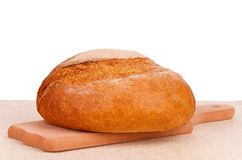 White bread Royalty Free Stock Images