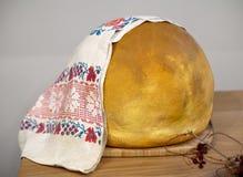 White bread Stock Image