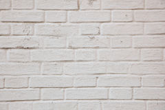 White brick Stock Photography