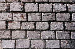 White brick Royalty Free Stock Photo