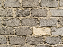 White brick Royalty Free Stock Photos