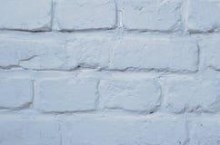 White Brick Background Royalty Free Stock Photo