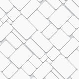 White brick seamless Royalty Free Stock Images