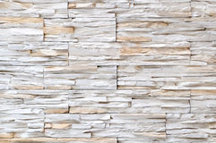 White brick stone wall texture stock photography