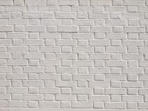 A white brick wall Stock Photo
