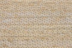 White brick wall. A high resolution white brick wall texture Royalty Free Stock Photo
