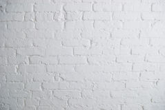 Free White Brick Wall Royalty Free Stock Photos - 6123728