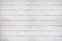 White brick wall background. White brick wall, white background stock images