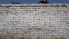 White brick wall background. White brick all walls bricks background backgrounds pattern clay paint copy space adcert advertisment building mason stock photography