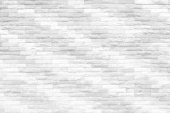 White Brick Wall Background. royalty free stock photo