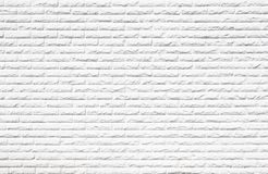 White brick wall background, texture of flintlime brick masonry vector illustration