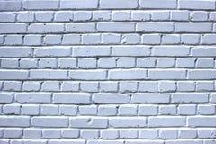 White brick wall. Stock Photos