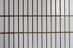 A white brick wall Stock Photography