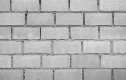 White Brick Wall Pattern Royalty Free Stock Photo
