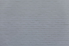 White brick wall seamless texture background Royalty Free Stock Images