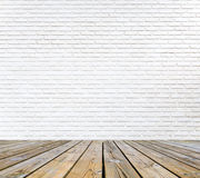 White brick wall texture stock photos