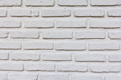 White brick wall texture. White brick wall background texture Stock Image