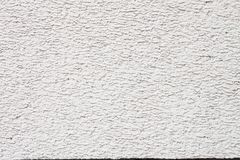 White brick wall texture background. Royalty Free Stock Images