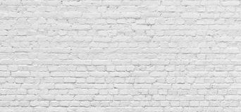 White brick wall urban Background in high resolution. White Brick Wall Texture Background. Home and office interior design royalty free stock photography