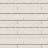 White brick wall vector pattern interior graphic stock illustration