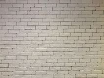White bricks and concrete texture for pattern abstract background. Bricks and concrete texture for pattern abstract background stock photography