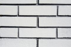 White bricks texture Stock Photography