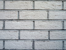 White bricks wall Royalty Free Stock Photo