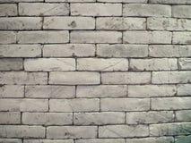 White bricks wall Stock Photos