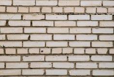 White brickwork Royalty Free Stock Photos