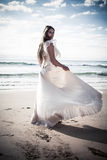 White bride Royalty Free Stock Images