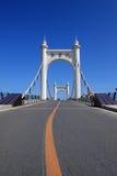 White Bridge Royalty Free Stock Photos
