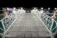 White bridge Stock Photos